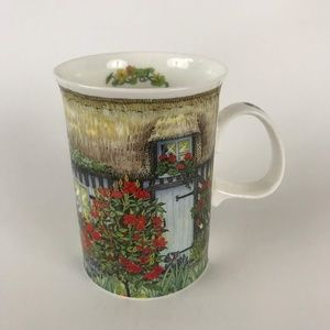 Dunoon Bone China Tea Coffee Mug 9 oz